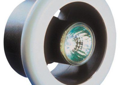 ventilation fan white